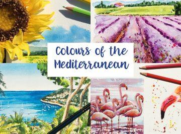 colours of the mediterranean workshop bundle